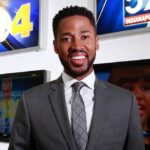 Butler University 2012 graduate Kyle Inskeep @ WXIN television April 24, 2017.
