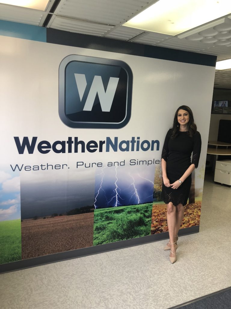 Cbk Media Management Client Chelsea Ambriz Joins National Weather Television Network Cbk Media Management